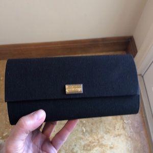 Dolce and Gabbana Black hard vase glasses case